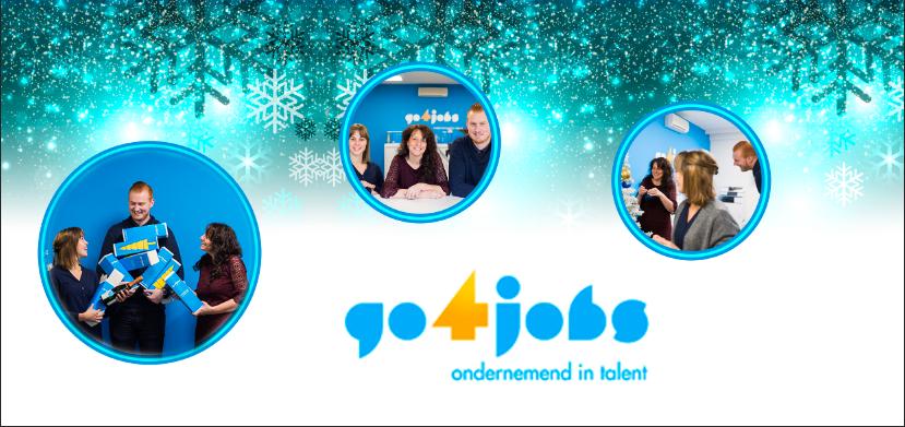 Kerstkaartjes Go 4 Jobs